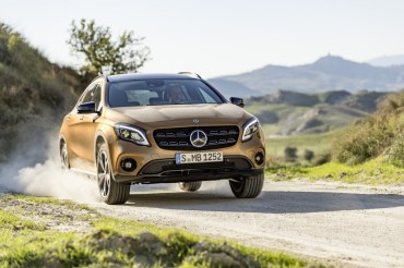 Mercedes-Benz GLA 2017 - 17